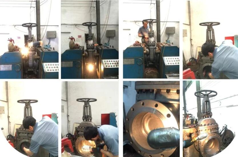 gate valve china and gate valve exporter